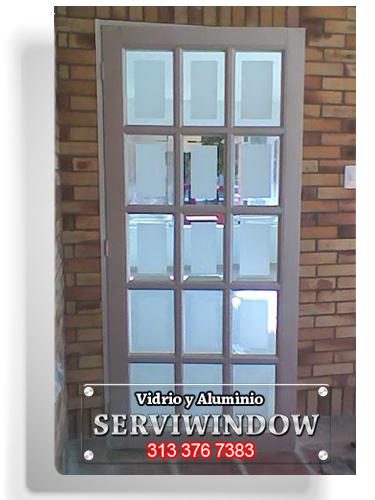 Puertas en vidrio y aluminio en bogota celular 313 376 7383 - Puertas en aluminio y vidrio ...
